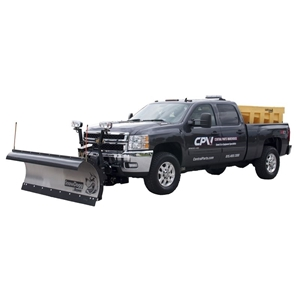 Salt Spreaders from CPW on