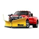 Meyer 9.5 Steel Super V2 Snowplow