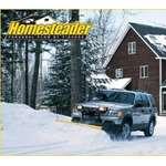 Fisher 6.8 Poly Homesteader Snowplow Plowing