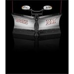 Boss 8.2 Stainless Steel DXT V-Plow Front