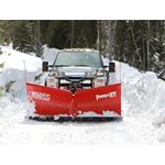 Boss 8.2 Steel Power VXT V-Plow Front 2