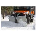 "Buyers Snowdogg Stainless 65"" UTV V-Plow Snowplow2"
