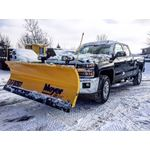 Meyer 7.6' Drive Pro Steel Mount Snowplow 03