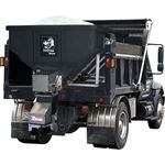 Saltdogg-Buyers SHPE6000 V-Box Poly Salt Spreader