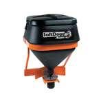 Saltdogg TGS01B Poly Tailgate Salt Spreader 1