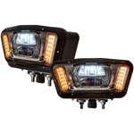 Snowdogg-Buyers Illuminator LED Snowplow Headlights 16160800