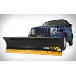 Meyer 6.8' HomePlow Hydraulic Angle Snowplow 01