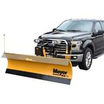 Meyer 6.8' Steel Drive Pro DP Mount Snowplow 01