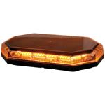 "Buyers Amber 15"" LED Utility Mini Warning Light Ba"