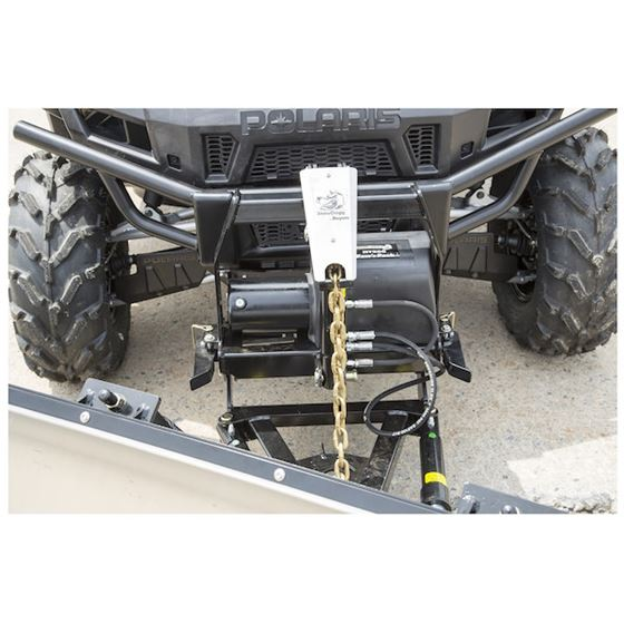 BUYERS SNOWDOGG MUT60 UTV Snowplow2