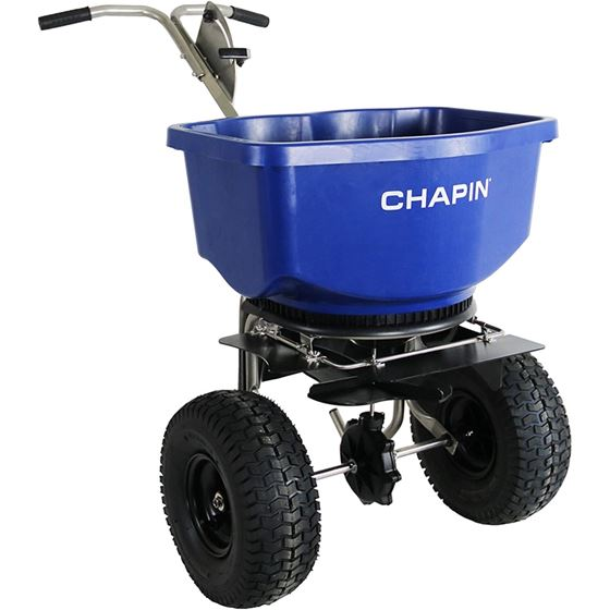 Chapin 100-Pound Stainless Professional Salt Spreader 82400B