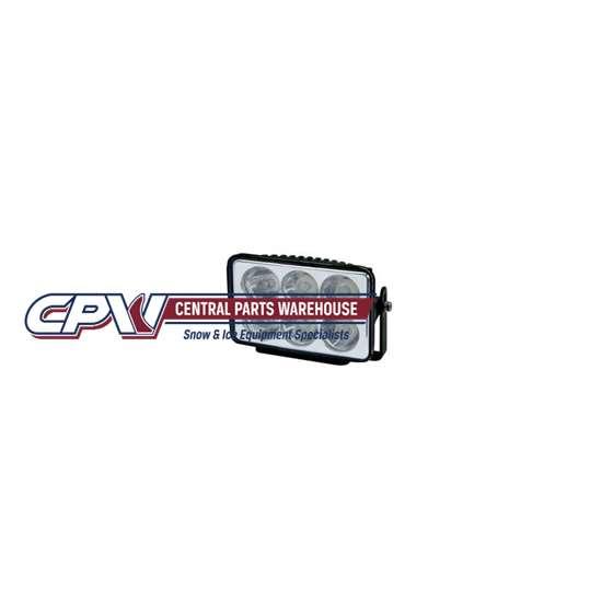 EW2300 Clear High Output Rectangle LED Spot Beam