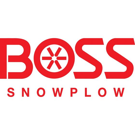 "Boss Decal Logo 8'2"" and 9'2"" VD"