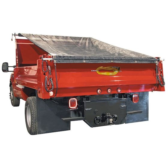 Buyers Products DTR Universal Dump Tarp ROLLER KIT (LESS TARP)
