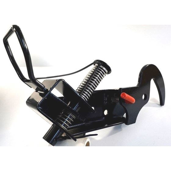Western Ultra Mount Driver Side Plow Stand