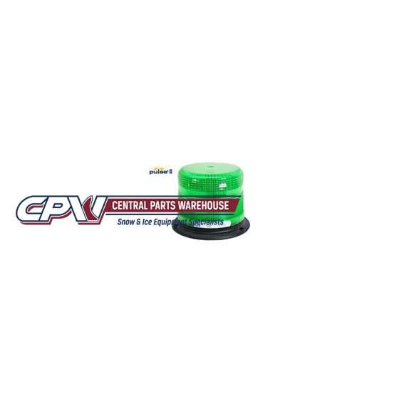 7945G 3-Bolt Green Beacon