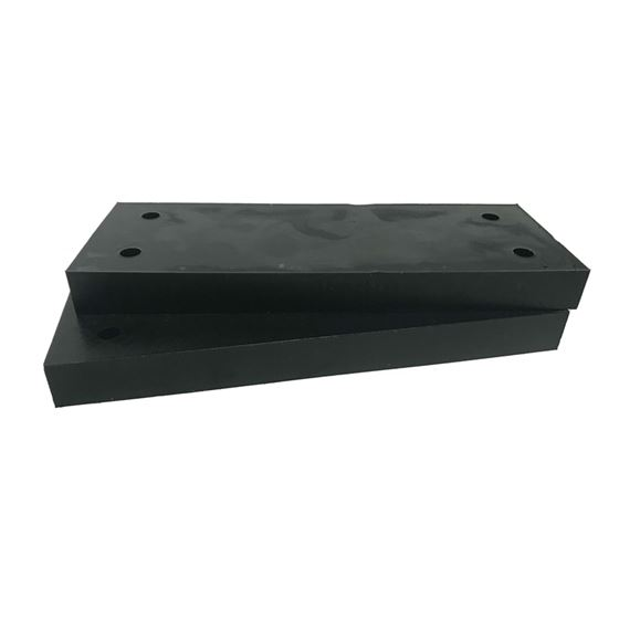 10206ARCAM Arctic Large Poly Blocks For HD Sectional Plow