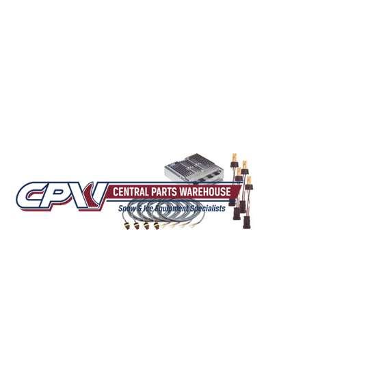 9460-16 4-Head Hide-Away System Amber Remote Strob