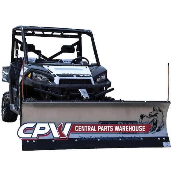 """Buyers-Snowdogg MUT68 68"""" UTV Straight Blade Snowplow"""