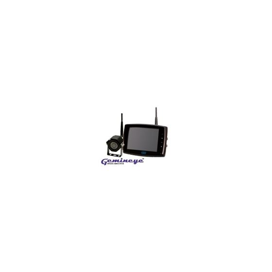 """EC5605-WK 5.6"""" LCD Color Wireless System"""