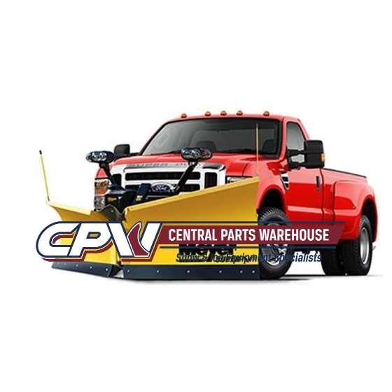 Meyer 8.5 Steel Super V2 Snowplow